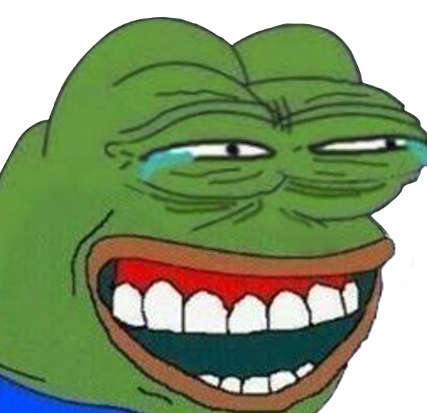 Pepe Laugh